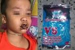 Tò mò nếm bột thông cầu, 3 trẻ mầm non nhập viện