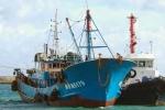 Nhật Bản thả thuyền trưởng tàu cá Trung Quốc