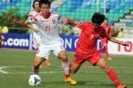 Trực tiếp: U19 Việt Nam - U19 Trung Quốc
