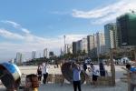 Hàng loạt nhà hàng, khách sạn ven biển Đà Nẵng sai phạm xây dựng, xả nước bẩn ra biển