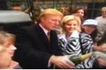 Lộ video 'tố' Donald Trump đóng phim người lớn của Playboy