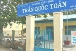 Khởi tố gã phụ huynh dâm ô 6 học sinh tiểu học ở An Giang