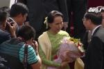 Video: Ngoại trưởng Myanmar đến Đà Nẵng dự đối thoại  APEC - ASEAN