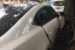 Liên tiếp 5 ô tô ở Huế bị kẻ gian đập bể cửa kính