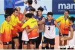 Thêm chiến thắng lịch sử tại ASIAD: Tuyển bóng chuyền nam Việt Nam đánh bại Trung Quốc