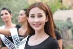 Á khôi Chi Nguyễn gặp khó khăn trong những ngày đầu đến 'Hoa hậu Châu Á Thế giới'