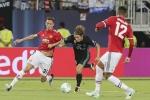 Điểm nhấn MU vs Real: Matic tỏa sáng, che mờ Pogba