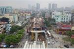 Video: Dự án metro hàng chục nghìn tỷ đồng 'siêu chậm' tại Hà Nội nhìn từ flycam