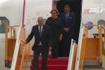 Video: Tổng thống Peru đi máy bay thương mại đến Đà Nẵng dự APEC