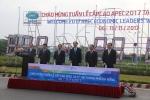 Chủ tịch nước kiểm tra công tác chuẩn bị cho APEC 2017 tại Đà Nẵng
