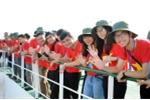 200 thanh niên tham gia 'Hành trình Tuổi trẻ vì biển đảo quê hương' 2018