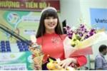'Nữ thần bóng chuyền đẹp nhất thế giới' giành giải Miss Áo dài tại Quảng Nam