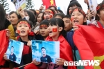 Khoảnh khắc lịch sử: Triệu người Việt đổ ra đường hô vang tên các cầu thủ U23