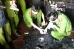 Video: Khám nghiệm hiện trường căn nhà số 13 bị cháy, 5 người chết ở Lâm Đồng