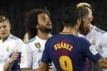 Khẩu chiến Siêu kinh điển Real vs Barca: Ra sân hoặc vào tù?