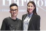 Hoa hậu Phạm Hương, Thanh Tú, Hồng Quế giản dị trong buổi tổng duyệt cho show diễn thời trang