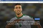 FIFA: Trận Iraq vs Việt Nam hấp dẫn nhất Asian Cup 2019