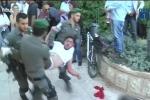 Video: Bạo lực kinh hoàng ngày Mỹ khai trương Đại sứ quán ở Jerusalem