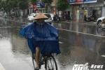 Thời tiết hôm nay 1/10: Người dân Thủ đô ra đường phải biết thông tin này
