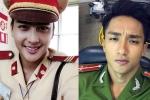 Lộ diện hot boy cảnh sát đối thủ của 'người tình' Angela Phương Trinh