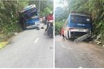 Xe chở học sinh đâm vách núi, ít nhất 6 người thương vong