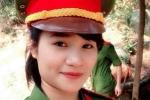 Nữ cảnh sát Hà Tĩnh xinh đẹp, giỏi võ, đam mê thiện nguyện