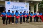 Heineken Việt Nam tiếp tục hỗ trợ thêm hai công trình nước sạch cho cộng đồng tại Kon Tum và Cần Thơ