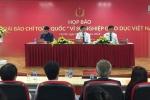 Đang chấm Sơ khảo tác phẩm dự Giải Báo chí 'Vì sự nghiệp Giáo dục Việt Nam' năm 2018