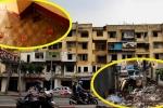 Video: Kinh hãi bao cao su đã sử dụng, rác thải ngập ngụa trong chung cư mặt phố Hà Nội