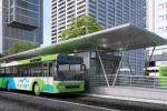Buýt nhanh BRT vận chuyển 750 nghìn lượt khách
