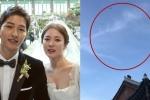 Một người Việt bị phạt vì dùng flycam trong lễ cưới Song Hye Kyo