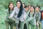 Vợ kém 18 tuổi của ca sĩ Việt Hoàn bị bỏng lưng khi quay MV về chiến tranh