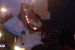 Hy hữu: Tài xế xe container bị chính thùng hàng của mình đè chết
