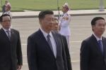 Video: Chủ tịch Tập Cận Bình đặt vòng hoa viếng lăng Chủ tịch Hồ Chí Minh
