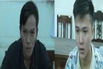 Hai tên cướp tuổi teen gây ra hàng loạt vụ án khiến dân Huế hoang mang