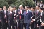 APEC 2017: Chủ tịch nước Trần Đại Quang hoàn thành trọng trách chủ nhà APEC
