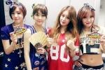 T-ara tái hiện sân khấu của 2NE1 trong đêm nhạc tại Việt Nam