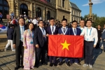 Ca 4 hoc sinh Viet doat huy chuong Olympic Hoa hoc quoc te nam 2018 hinh anh 1