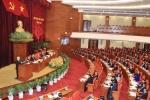 Ảnh: Toàn cảnh khai mạc Hội nghị lần thứ 7 Ban Chấp hành Trung ương Đảng khóa XII