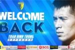 Trung vệ U23 Việt Nam trở về khoác áo Hà Nội FC