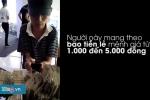 Không có ai yêu, thanh niên mang 22 triệu tiền lẻ dành dụm đi mua iPhone 7