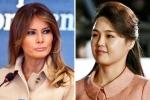 Dư luận quốc tế mong chờ cuộc gặp tiềm năng giữa hai đệ nhất phu nhân Mỹ-Triều