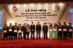 10 sinh viên xuất sắc nhận giải thưởng Honda Y-E-S 2017