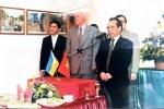 'Ảnh độc' của tỷ phú Phạm Nhật Vượng thuở lập nghiệp ở Kharkov