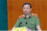 VIDEO trực tiếp: Bộ trưởng Công an Tô Lâm trả lời chất vấn về phòng chống tội phạm