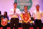 Học viện An ninh nhân dân giành quán quân cuộc thi Olympic tiếng Anh sinh viên