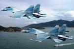 Video: Tiêm kích Su Việt Nam bay lượn trên bầu trời
