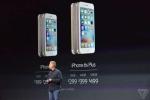 iPhone 6s và iPhone 6s Plus bán ở Trung Quốc giá bao nhiêu?
