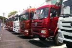 Xe tải Trung Quốc giá rẻ tràn ngập tại Việt Nam