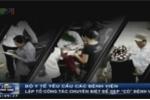 Video: Truy quét 'cò' bệnh viện
